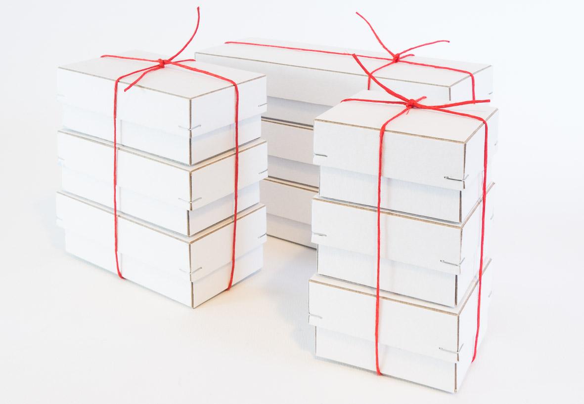 Schachtel, Stülpschachtel, Karton, Box, Sammelbehälter